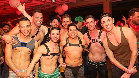 Gay montreal party